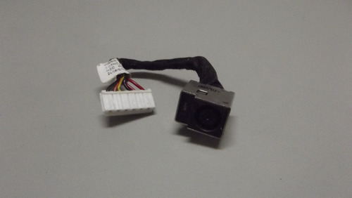 conector da fonte interno notebook compaq cq50