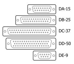 conector db9 hembra o macho