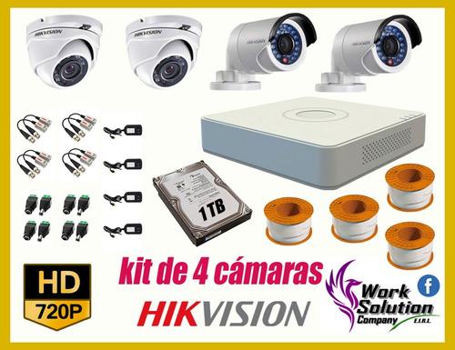 conector dc accesorios oferta kit cámaras de seguridad, ip