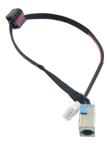 conector dc jack para notebook acer aspire e1-571 com cabo marca bringit