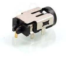 conector dc jack positivo stilo xc3550 xc3570 xc3650 mf