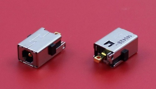 conector dc jack power hp mini - sin cable