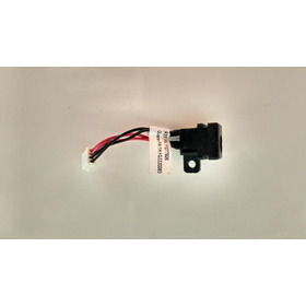 Conector Dc Power Jack Netbook Positivo Mobo Black 5000