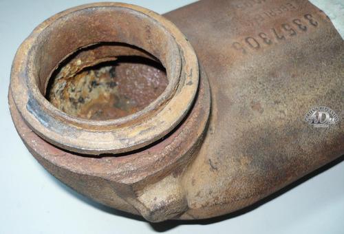 conector de aire turbo  wolkwagen worker  17220