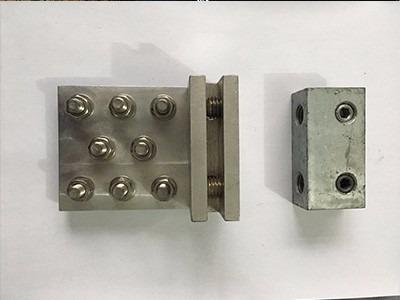 conector de aterramento fci para torre de telefonia