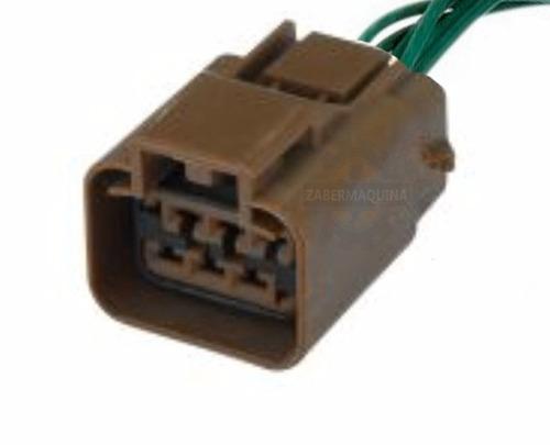 conector de bomba gasolina aveo, spark interno y externo