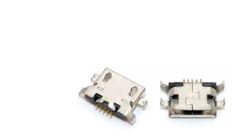 conector de carga micro usb multilaser ms45 kit 3 un