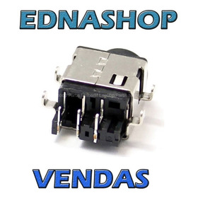 Conector De Carga Notebook Rv411 415 419 Carta 12,00