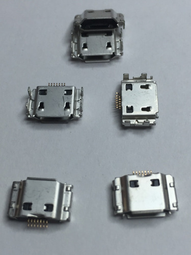 conector de carga samsung galaxy i9000 i9001 son 5 piezas