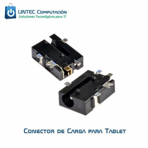 conector de carga tablet microlab ziel b mcl 5564