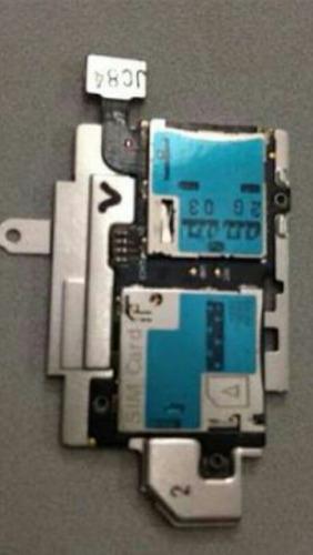 conector de chip e cartão samsung galaxy s3 i9300