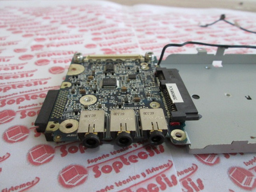 conector de disco duro para dell xps m1210 modelo: pp11s