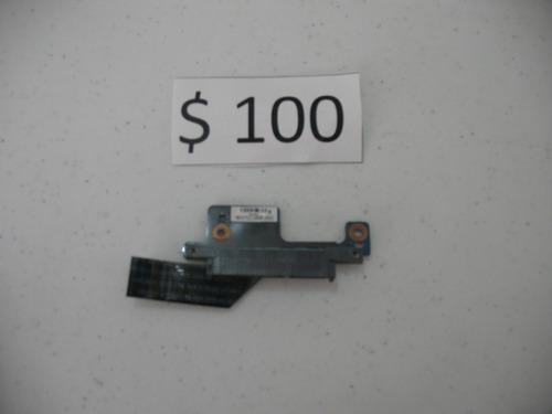 conector de disco duro toshiba t215