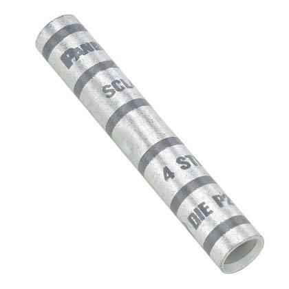 conector de empalme ponchable cable 2 awg empalmador largo