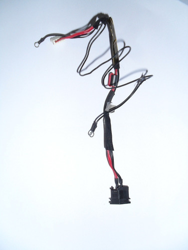 conector de força p/ not. toshiba satellite p305d-s8829