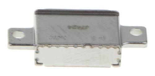 conector de muelle de puerto de carga de alimentación usb