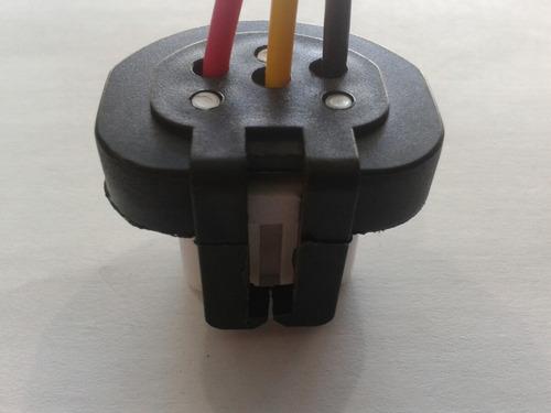 conector de porcelana bombillo 9007 9004 sq-109a rt