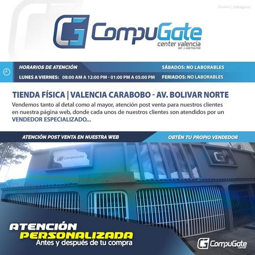 conector de red rj45 cat6 caja 100 unidades alta calidad