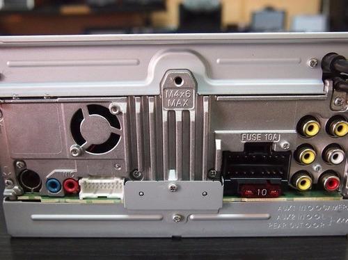 conector  de reproductores pioneer y para avh