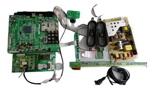conector de t-con a main tv hitachi lcd 42    cdh l42digf02