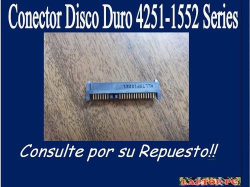 conector discoduro 4251-1552 series