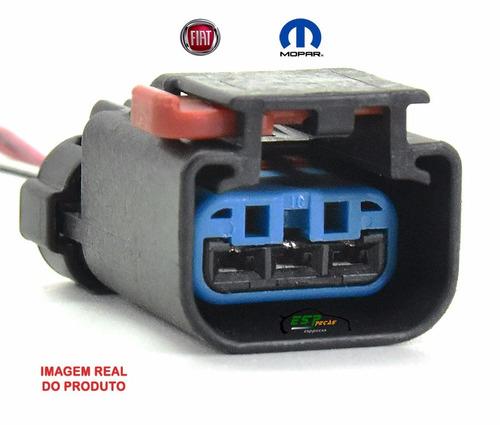 conector do sensor de fase fiat etorq 5293161aa tc 1031674