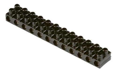 conector eletrico barra 12 600v 60v ate 16mm² pretosindal