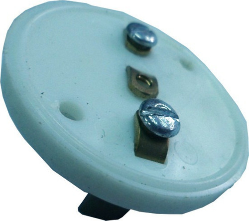conector ficha telefonica 3 patas macho v2063
