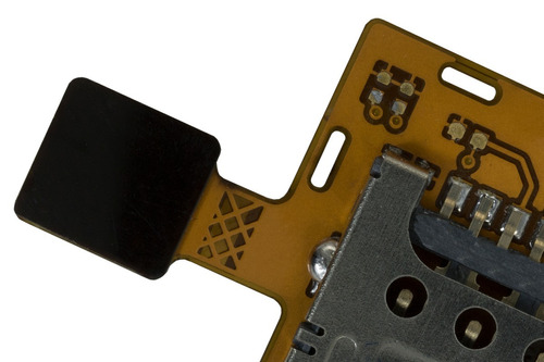 conector flex slot chip sim card lg g2 mini d618