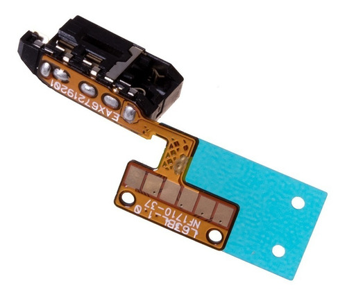conector fone de ouvido p2 flex k10 power  2017 m320tv m320
