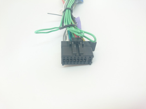 conector harness  radio de auto pioneer 16 envio gratis