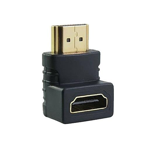 conector hdmi 90 graus adaptador em l tenho carta registrada