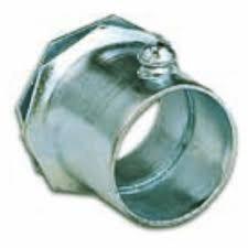 conector hierro 3/4 pulgada electricidad  para caño fabrica