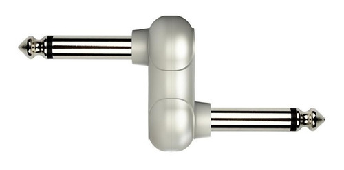 conector interpedal plug plug 1/4 kirlin 2631prz desfasado