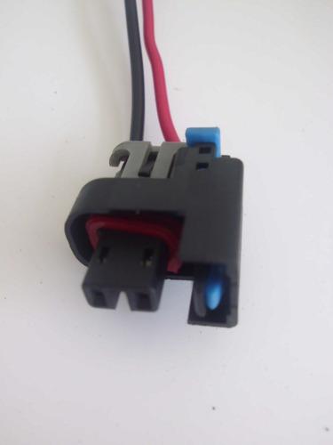 conector inyector chev. aveo / optra
