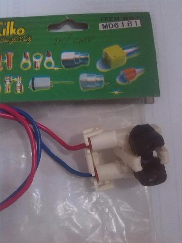 conector inyector chev.blazer/g.blazer/chey t.b.i  ( 6181 )
