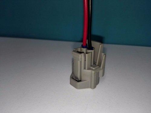 conector inyector nippon-denso toyota, mitsubishi