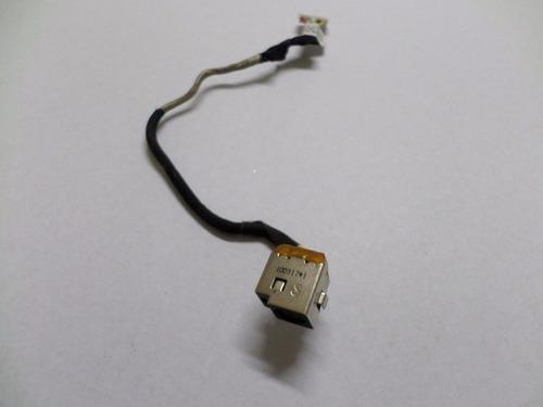 conector jack notebook compaq presario cq40-711br