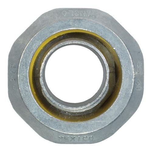 conector liquidtight 3/4 de pulgada gris (caja 20 piezas)