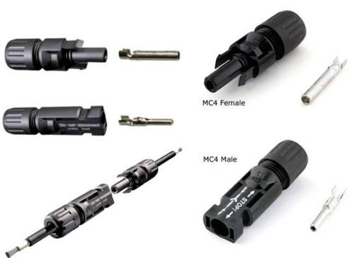 conector mc4 comum par