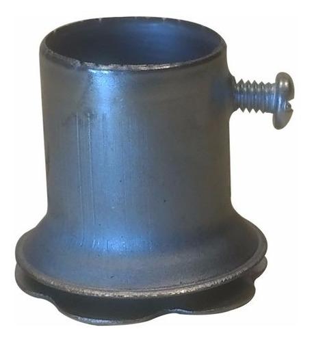 conector metalico para electricidad 3/4 x100 unidad - tofema