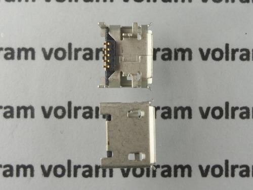 conector micro usb celular tablet