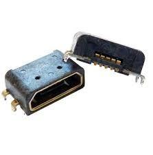 conector microusb de carga p/ nokia lumia n800 frete grátis