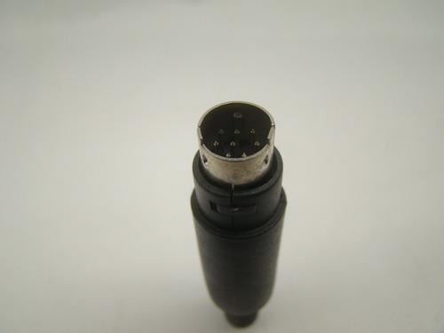 conector mini din 8 pinos visca rs232