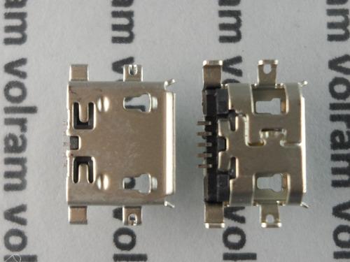 conector mini micro usb tablet lenovo a710e s720 s890 a298