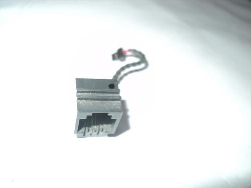 conector modem rj45 notebook sony vaio