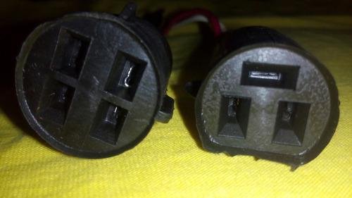 conector modulo ford 4 clables y 2cables