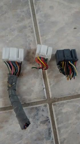 conector modulo injeção honda fit 2008