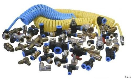 conector neumático union triple (tee) m 06mm 062-01