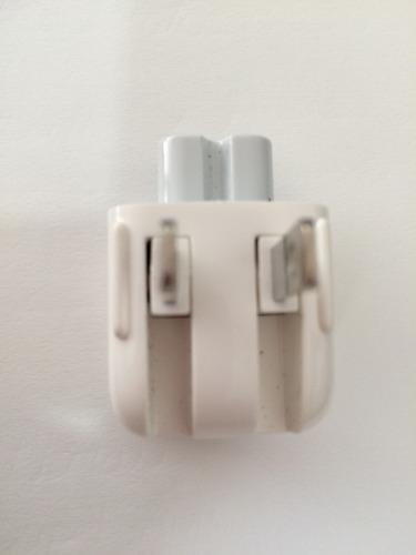 conector o plug  para mac